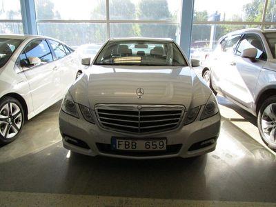 begagnad Mercedes E220 CDI BE Avantgarde