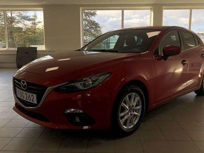 begagnad Mazda 3 3 2.0 Vision 120hk S/V-Hjul