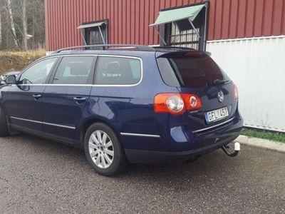 begagnad VW Passat 2.0 FSI Variant ComfortLine (150hk) -07