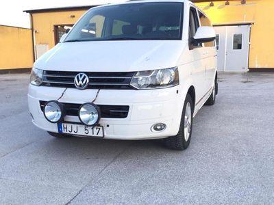 begagnad VW Multivan TransporterT5 2.0 TDI 4MOTION
