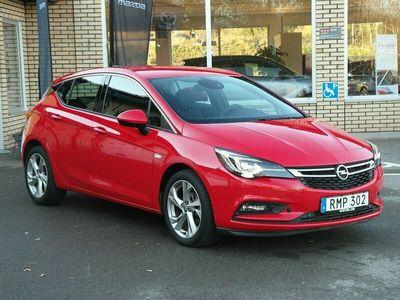 begagnad Opel Astra Dynamic 1.4 Turbo (125hk) Motorvärmare – Kamkedja