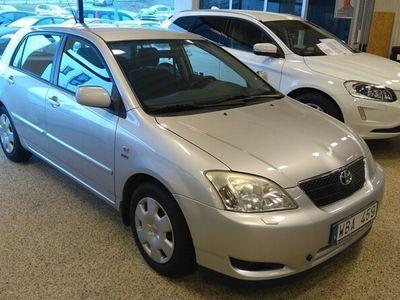 gebraucht Toyota Corolla 1,6 5dr 110 hkr -04