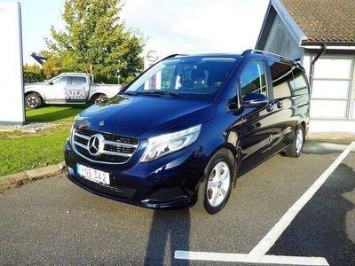 begagnad Mercedes V220 VEdition 8-sits lång