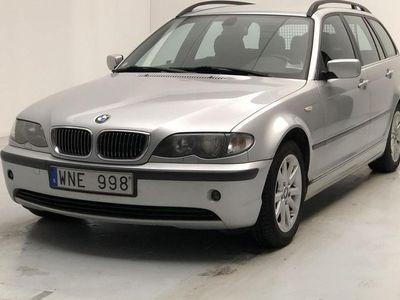 begagnad BMW 320 3-serien i Touring, E46