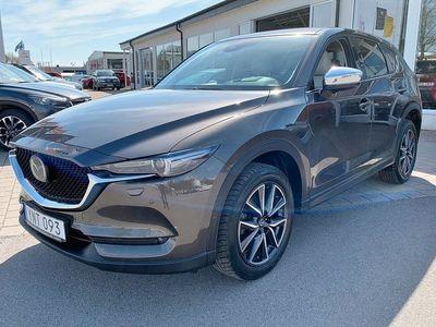 begagnad Mazda CX-5 2.2DE AWD 175hk OPTIMUM *Värmare*