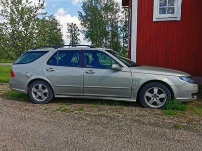 begagnad Saab 9-5 LINEAR SPORTCOM