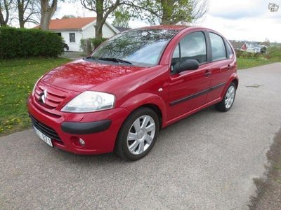 used Citroën C3 1.6 HDiF 109hk