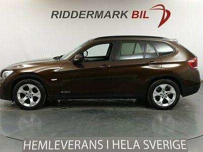 begagnad BMW X1 sDrive20d Panorama HiFi Drag 2 brukare 177hk