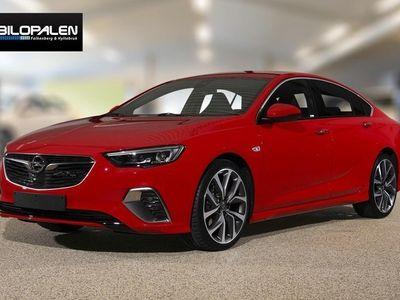 begagnad Opel Insignia 5D GSI 2.0D A8 210