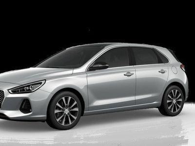 begagnad Hyundai i30 5d 1.6 D M6 Comfort Launch Edition