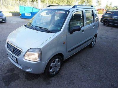 begagnad Suzuki Wagon R+ 1.3 Manuell, 76hk, OBS 9800 m