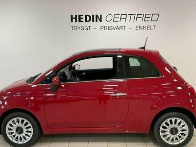 begagnad Fiat 500 Fiat 500 1.2