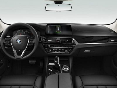 begagnad BMW 520 d xDrive Touring Connected FRIA VINTE -19