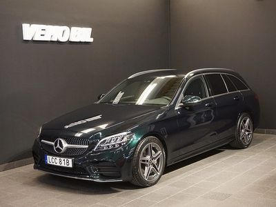 begagnad Mercedes C200 Kombi AMG 360-Kamera Aut Drag Nav