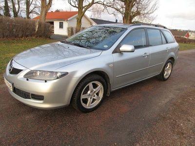 brugt Mazda 6 Wagon 2.0 147h -06