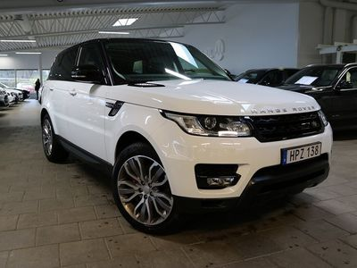 begagnad Land Rover Range Rover Sport 4.4 SDV8 4WD Automat Dynamic Pack 2015, SUV 539 000 kr