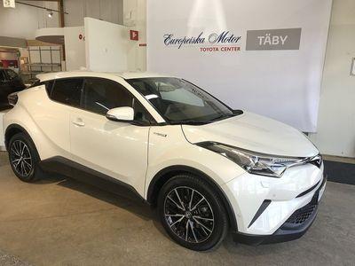 begagnad Toyota C-HR Hybrid Executive, Skinn, JBL, Teknikpaket