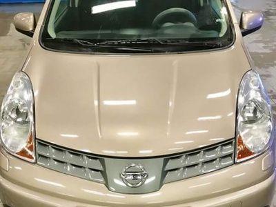 begagnad Nissan Note 1.4 -08