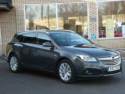 begagnad Opel Insignia Country Tourer 2.0 CDTI 4x4 FlexRide (163hk) Värmare - Navigatio