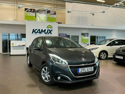 begagnad Peugeot 208 5dr 1.2 VTi Active | M-Värm | 2016, Halvkombi Pris 89 800 kr