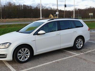 begagnad VW Golf SportsCombi 1.4 TGI Gas/Bensi