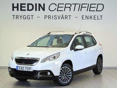 gebraucht Peugeot 2008 1.2 110HK AUT FARTH