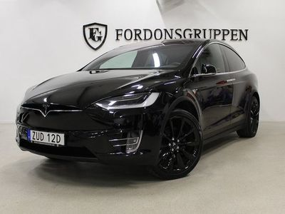 "begagnad Tesla Model X 100D AWD Long Range, 22"" + Vinterhjul"