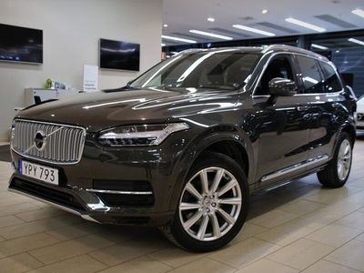 begagnad Volvo XC90 T8 AWD Inscription 7-säten