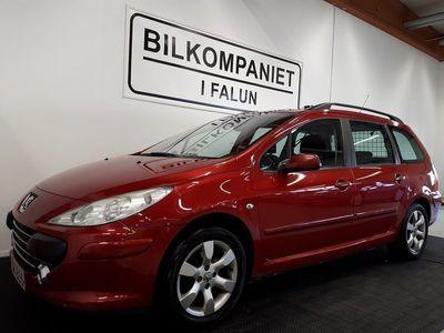 begagnad Peugeot 307 1.6 HDi/109hk/Drag/Bes -07