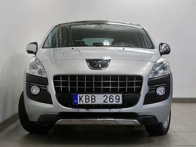 begagnad Peugeot 3008 1.6 THP Panorama Nyservad V-Hjul -10