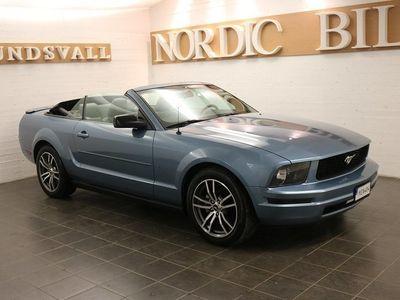 begagnad Ford Mustang Cabriolet 4.0 V6 Automat -07