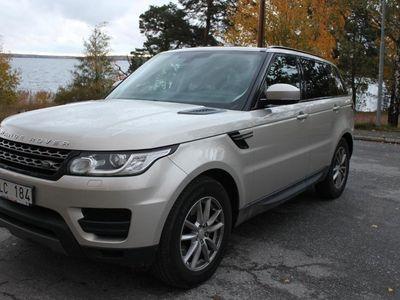 begagnad Land Rover Range Rover Sport (Svensksåld) -14