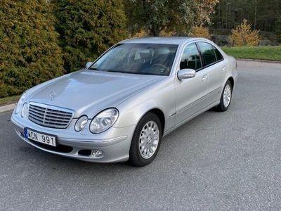 begagnad Mercedes E240 (två ägare)