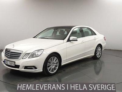 begagnad Mercedes E500 W212 (388hk)