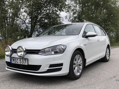 begagnad VW Golf VII 1.4 TGI BlueMotion Sportscombi