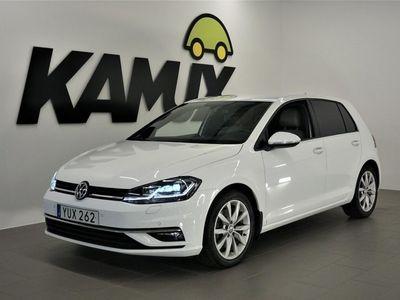 begagnad VW Golf 5-dörrar 1.5 TSI ACT DSG | R-Line | Sport |