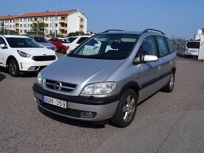 begagnad Opel Zafira 1.8 7-sits (125hk) -04