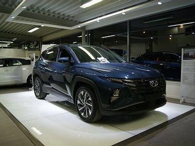 begagnad Hyundai Tucson Mildhybrid 1.6T 150HK Essential