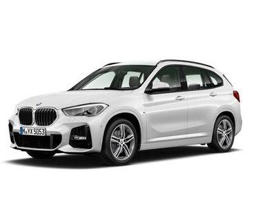begagnad BMW X1 xDrive20d M Sport Navi Drag HiFi Rattvärme