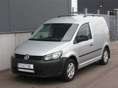 usado VW Caddy Panel Van 1.6 TDI DSG Sekventiell 102hk