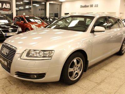begagnad Audi A6 2,4 -08