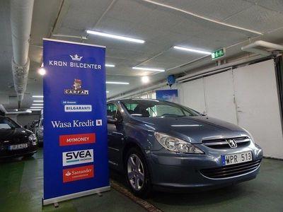 begagnad Peugeot 307 CC 2.0 136hk lågmil 10200
