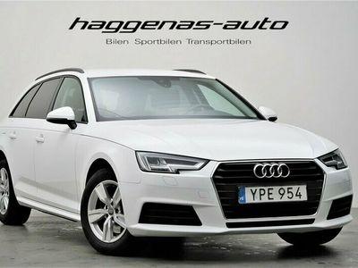 begagnad Audi A4 Avant 2.0 TDI / S-Tronic / 150hk