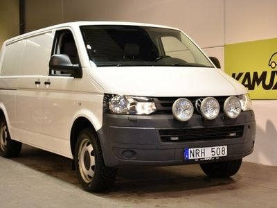 begagnad VW Transporter T5 2.0 TDI 180hk DSG L -10