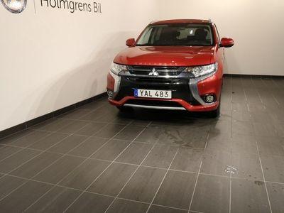 gebraucht Mitsubishi Outlander 5D PHEV City