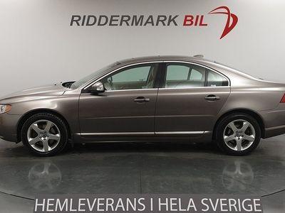 begagnad Volvo S80 3.2 AWD Summum Taklucka Drag 2007, Sedan 76 800 kr