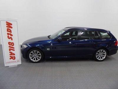 begagnad BMW 320 d Xdrive Kombi Automat 184 Hk Sport -12