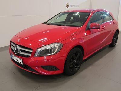 begagnad Mercedes A200 CDI AUT