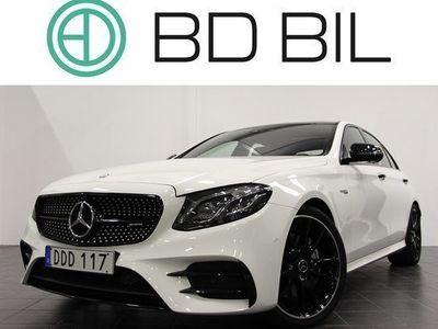 begagnad Mercedes E43 AMG E BenzAMG 4M PANORAMA SE UTRUST 2017, Sedan 639 900 kr