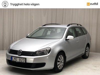 begagnad VW Golf VI Variant VI 1.6 TDI BlueMotion Technology (105hk)